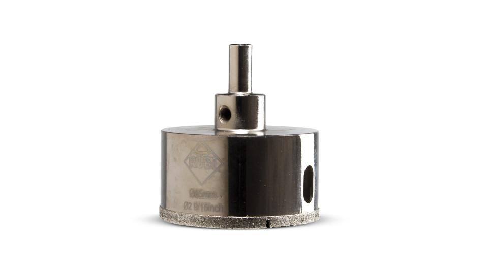 Carota diamantata pt. portelan, placi ceramice EasyGres 65mm - RUBI-5969 RUBI