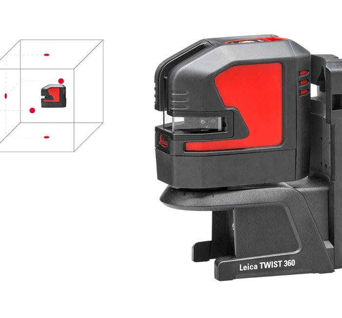 Nivela Laser cu 5 Puncte Leica LINO P5 imagine 2021