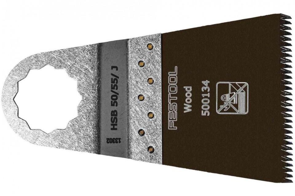 Panza de ferastrau pentru lemn HSB 50/55/J 5x imagine Festool albertool.com