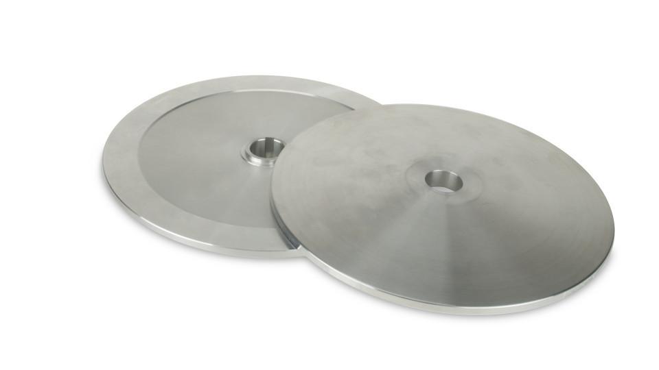 Set flanse laterale pt. DS-300/DX-350 - RUBI-51915 RUBI