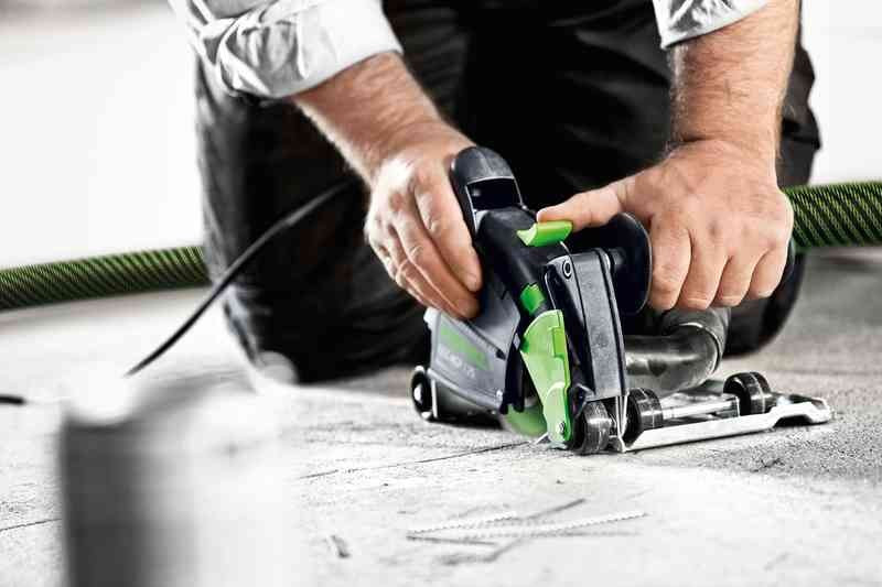 Sistem de taiat cu diamant DSC-AG 125 Plus Festool