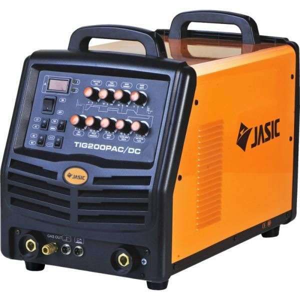 TIG 200P AC/DC Analogic (E101) - Aparat de sudura TIG AC/DC JASIC imagine JASIC albertool.com