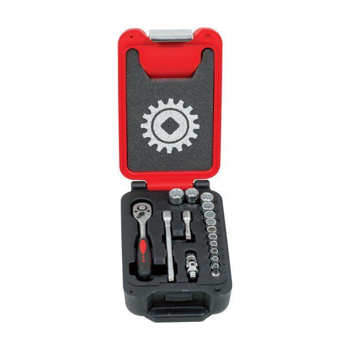 """Trusa Fusion Box Small TCCT 16MG×1/4"""" capete/accesorii DH 135×215×60 imagine MOBIUS - BRASOV albertool.com"""