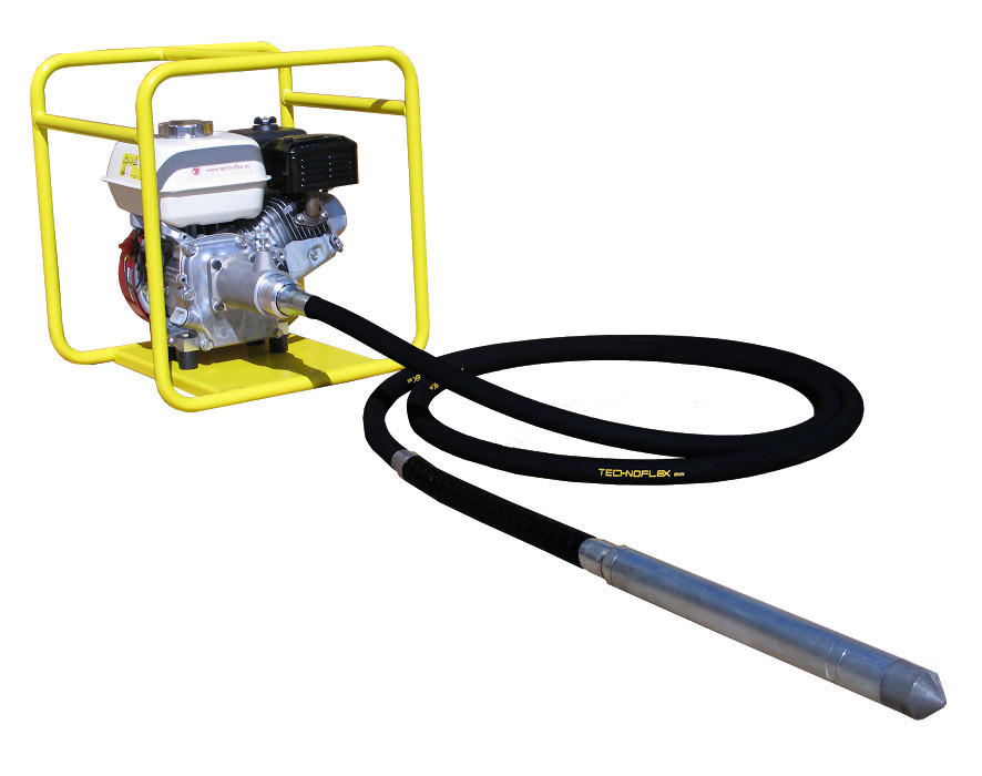 Vibrator de beton Technoflex Clasico - Honda Technoflex