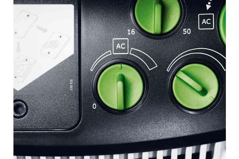 Aspirator mobil CTL 36 E AC CLEANTEC Festool