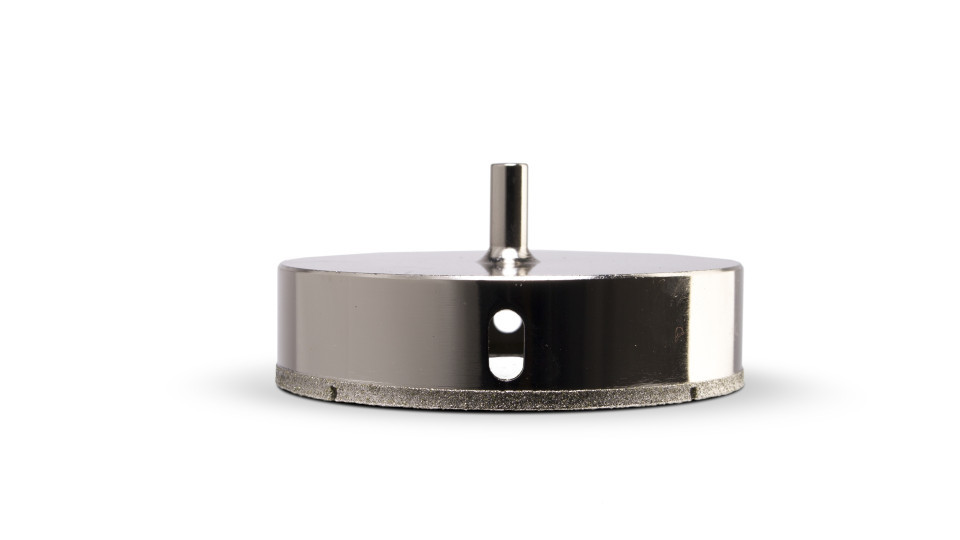 Carota diamantata pt. portelan, placi ceramice EasyGres 120mm - RUBI-5982 RUBI