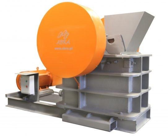 Concasor de piatra, granit, marmura 400 Tone / zi - CX.ABRA-Crusher-PRO imagine ABRA albertool.com
