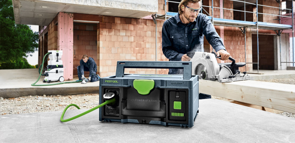 Festool Powerstation SYS- PST 1500 SYS- PowerStation. Festool