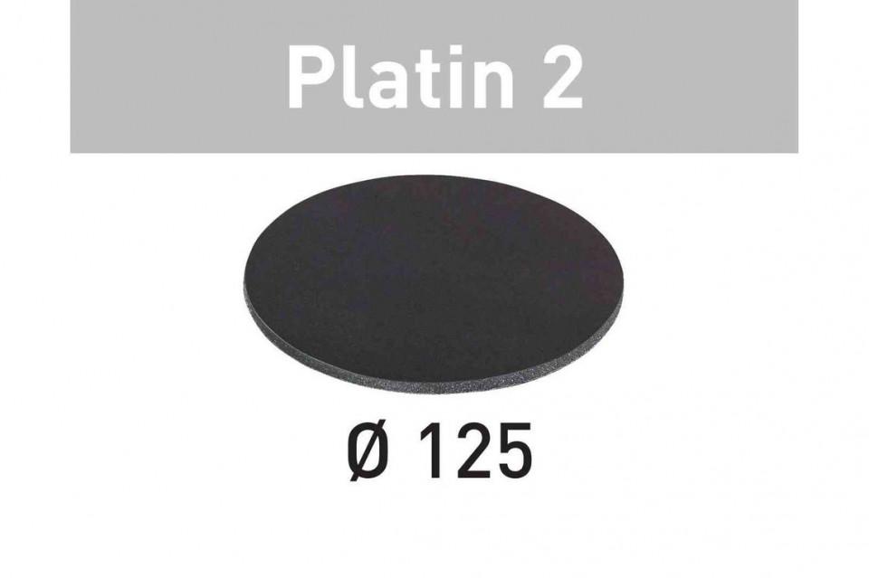 Foaie abraziva STF D125/0 S500 PL2/15 Platin 2 imagine Festool albertool.com