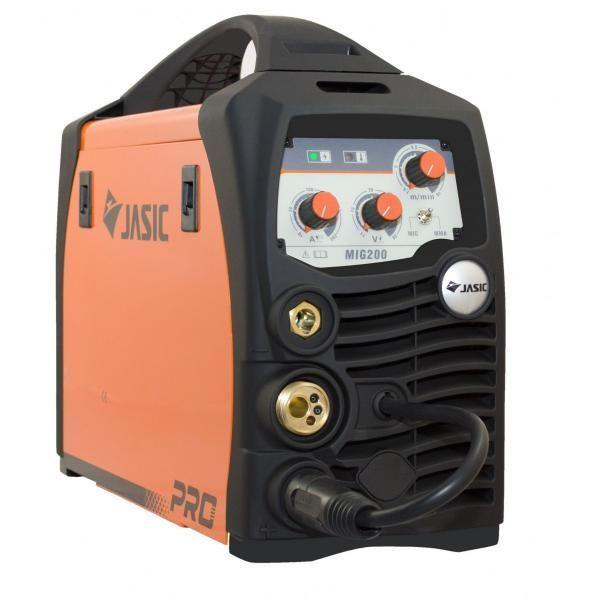 JASIC MIG 200 (N220) - Aparate de sudura MIG-MAG imagine JASIC albertool.com