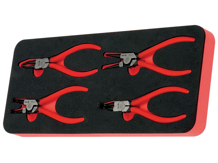 Modul OSC cu 4 clesti inele siguranta manson PVC 4 scule imagine MOBIUS - BRASOV albertool.com