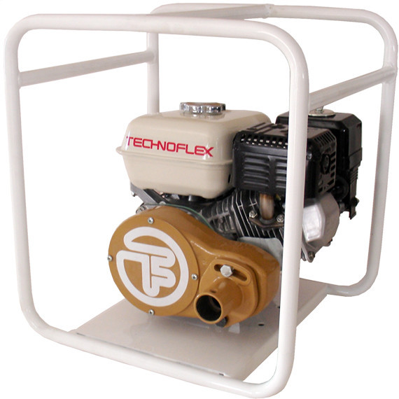 Motor Vibrator de beton Honda GX-160 cu cupla Technoflex RABBIT / SANGLA Technoflex