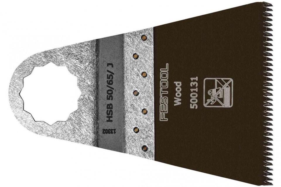 Panza de ferastrau pentru lemn HSB 50/65/J 5x imagine Festool albertool.com