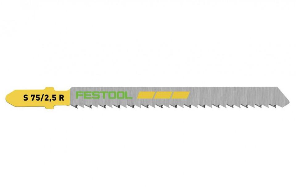Panza de ferastrau vertical S 75/2,5 R/5 imagine Festool albertool.com