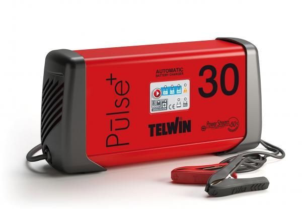 Redresor auto Telwin - PULSE 30 TELWIN