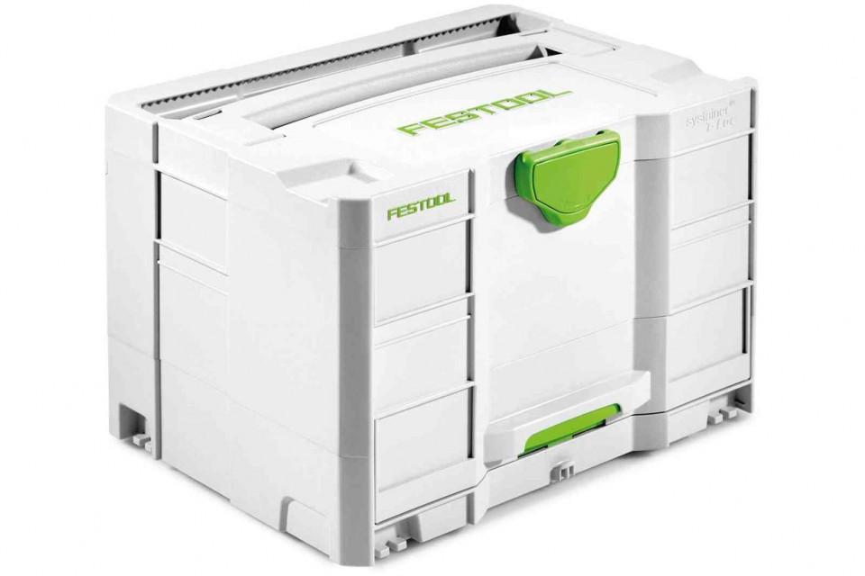 SYSTAINER T-LOC SYS-COMBI 2 imagine Festool albertool.com