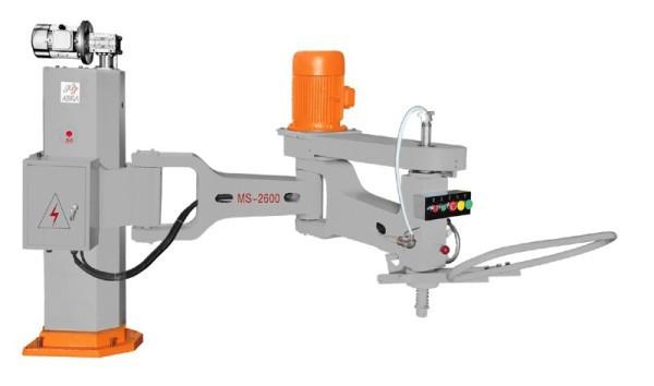 Masina de slefuit si polisat cu coloana si brat - CX.ABRA-MS2600 imagine ABRA albertool.com