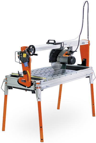 Masina de taiat placi, materiale de constructii 100cm, 2.2kW, PRIME 100 - Battipav-9100 Battipav
