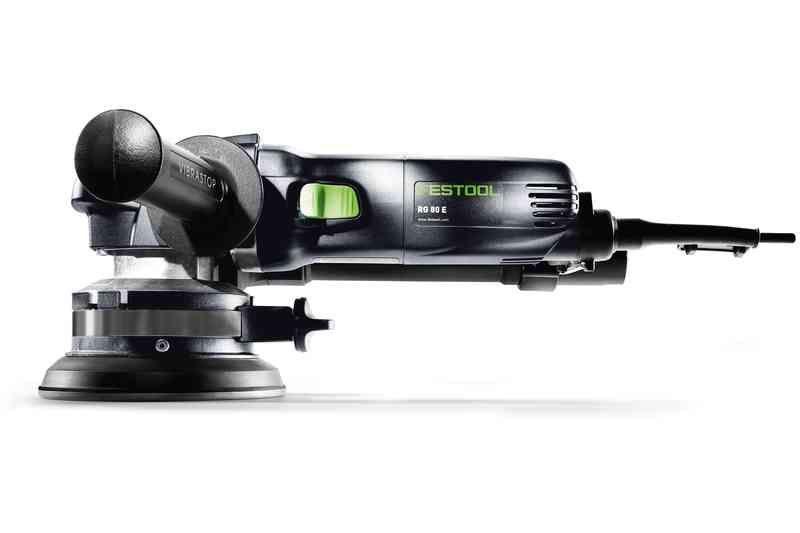 Polizorul de renovari RG 80 E-Set DIA HD RENOFIX Festool