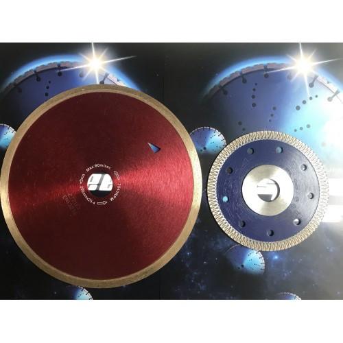 PROMO - Disc diamantat taieri fine, diam. 200mm - Premium - Gresie portelanata italiana - 3997.200 + Cadou Disc 115mm DiamantatExpert