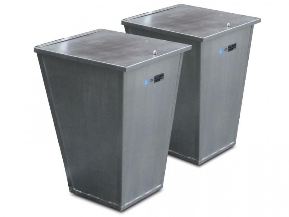 Set Containere Balast Contragreutate Electropalan 300kg - IORI-BC300 Officine IORI