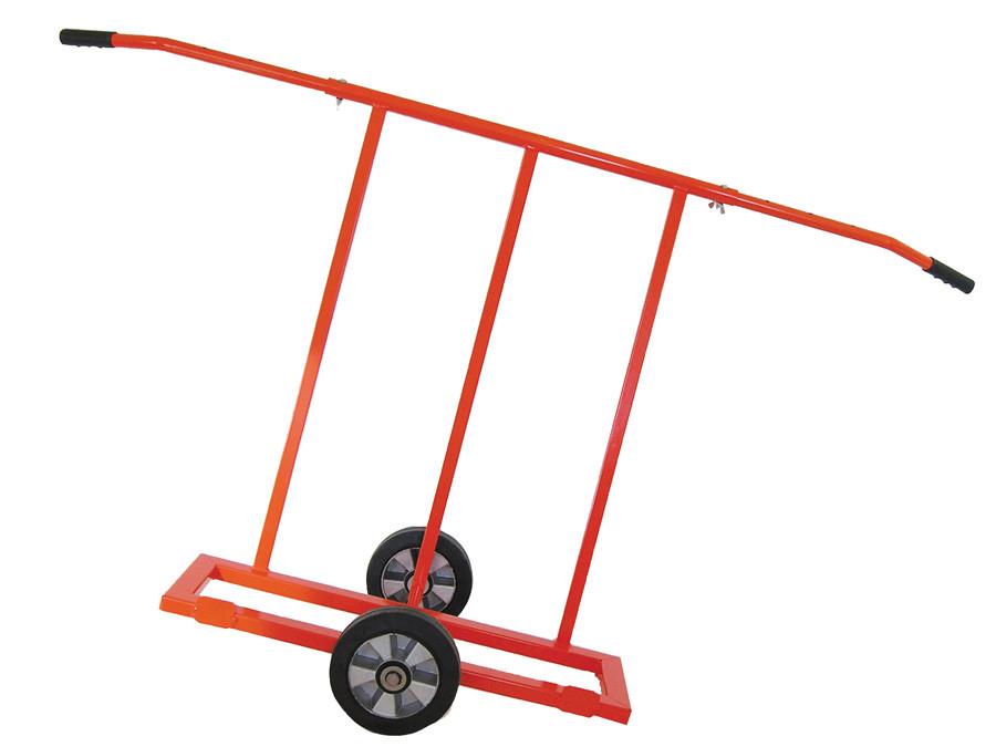 Carucior cu 2 roti pentru transport placi gips carton maxim 900 kg Mondelin MONDELIN