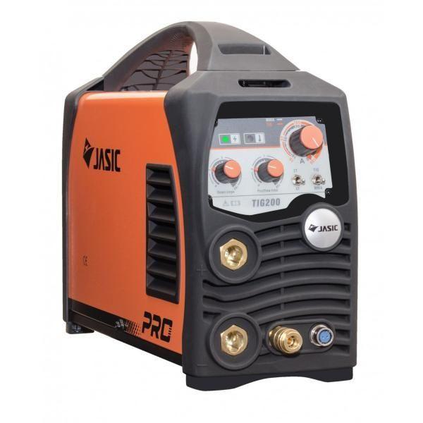 JASIC TIG 200 (W207) - Aparat de sudura TIG/WIG imagine JASIC albertool.com