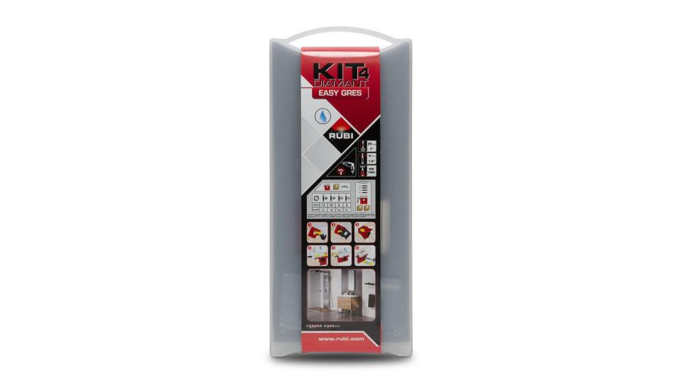 Kit carote diamantate EasyGres 6, 8, 10, 12mm, 4 buc. - RUBI-4904 imagine RUBI albertool.com