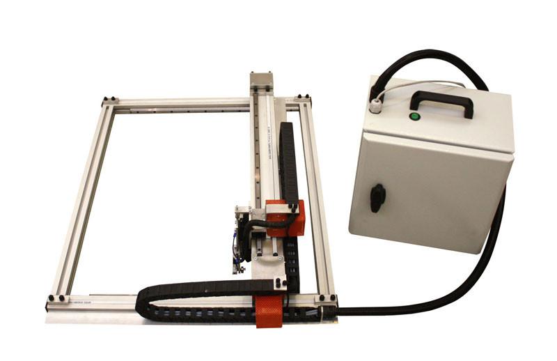 Masina de gravat / inscriptionat in piatra - CX.ABRA-PhotoMaster-50x60 ABRA