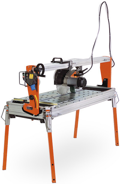 Masina de taiat placi, materiale de constructii 120cm, 2.2kW, PRIME 120 - Battipav-9120 Battipav