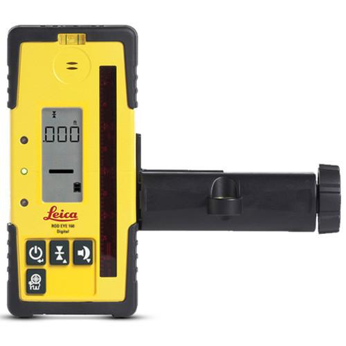 Receptor pentru Lasere Rotative Rugby Leica RodEye 160 Leica LEICA