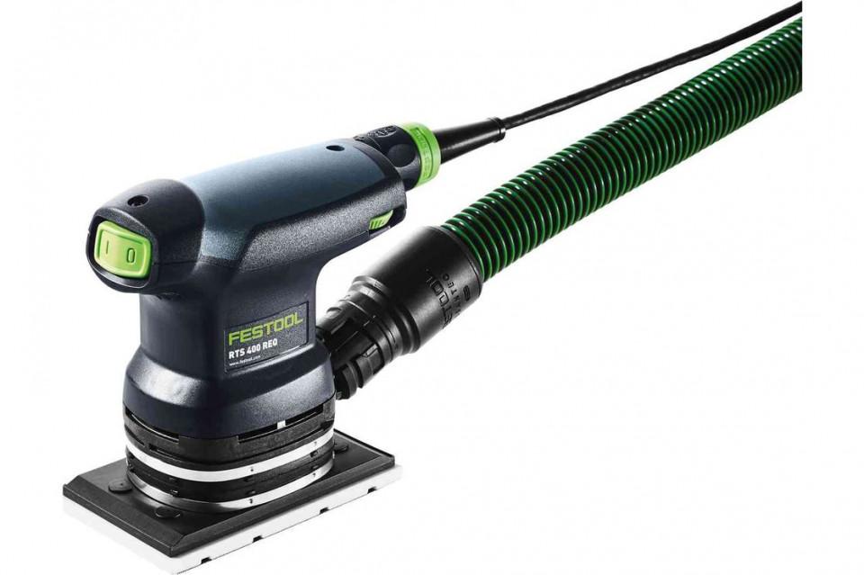 Slefuitor cu vibratie RUTSCHER RTS 400 REQ-Plus imagine Festool albertool.com