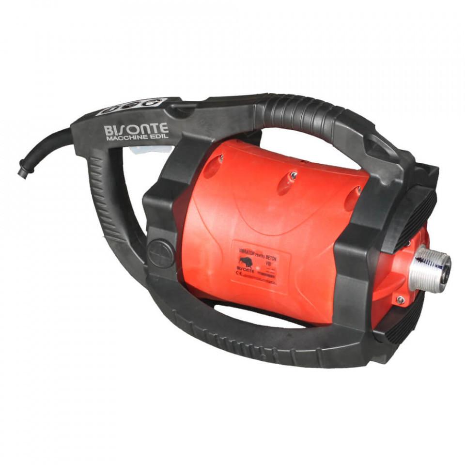 Vibratoare beton Bisonte VIB-DE Plus motor Electric, putere 2.3 kW Bisonte