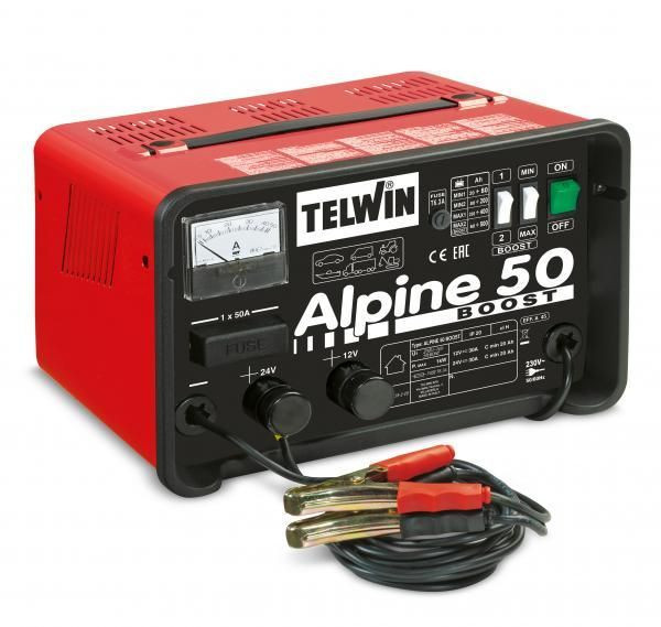 ALPINE 50 BOOST - Redresor auto Telwin TELWIN
