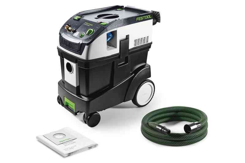 Aspirator mobil CTL 48 E LE EC/B22 R1 CLEANTEC imagine 2021