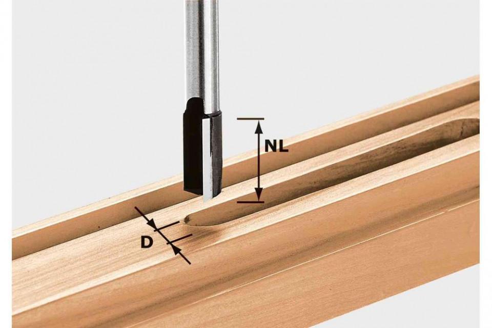 Freză de canelare HW S12 D15/35 SCHALL-EX imagine Festool albertool.com