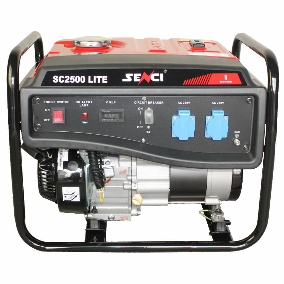Generator curent SC-2500 LITE Putere max. 2.2 kW title=Generator curent SC-2500 LITE Putere max. 2.2 kW