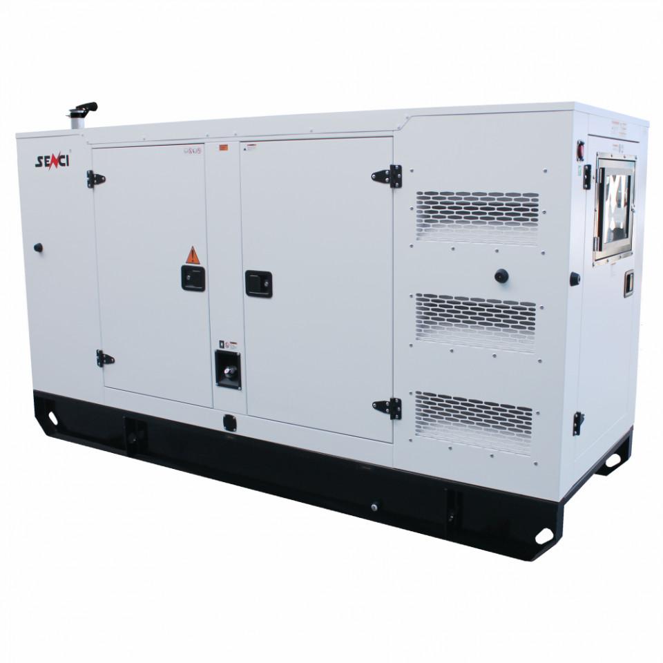 Generator Curent Insonorizat Scde Ycs Putere Max Ats Avr Inclus