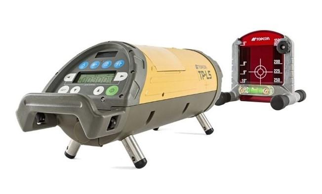 Laser pentru conducte, cu auto-centrare, fascicul rosu TP-L5A - Topcon Topcon