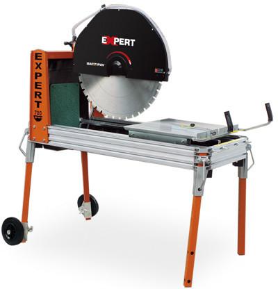 Masina de taiat materiale de constructii 55cm, 4.0kW, EXPERT 700 - Battipav-9700 Battipav