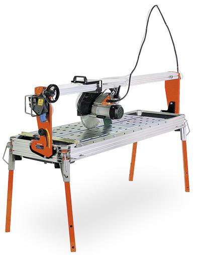 Masina de taiat placi, materiale de constructii 150cm, 2.2kW, PRIME 150 - Battipav-9150 Battipav