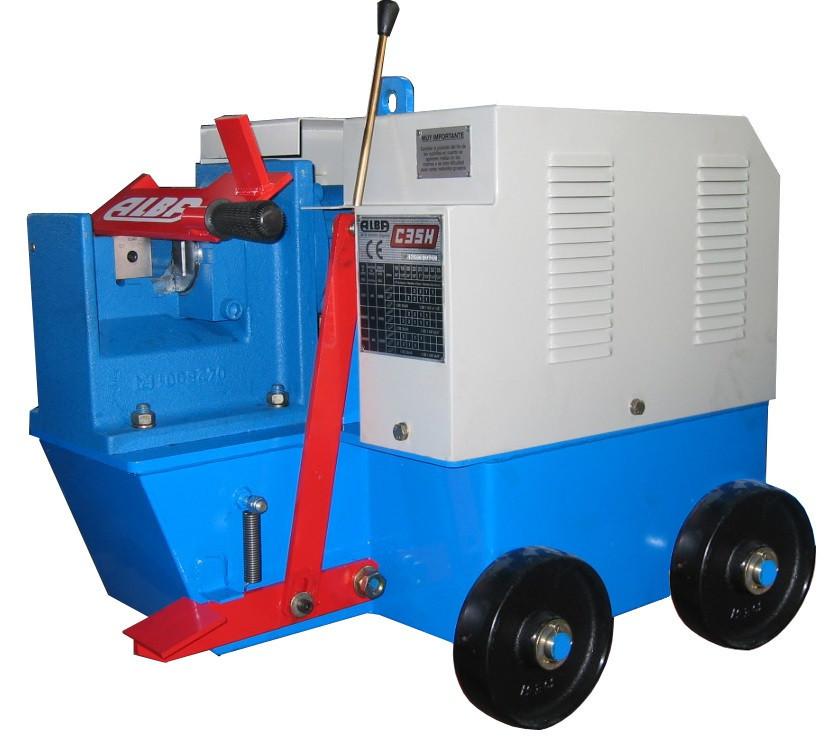 Masina hidraulica pentru taiat fier beton - Alba-C35H ALBA