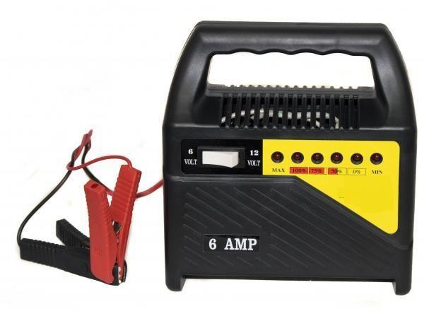 PRO 6A - Redresor auto Intensiv Intensiv