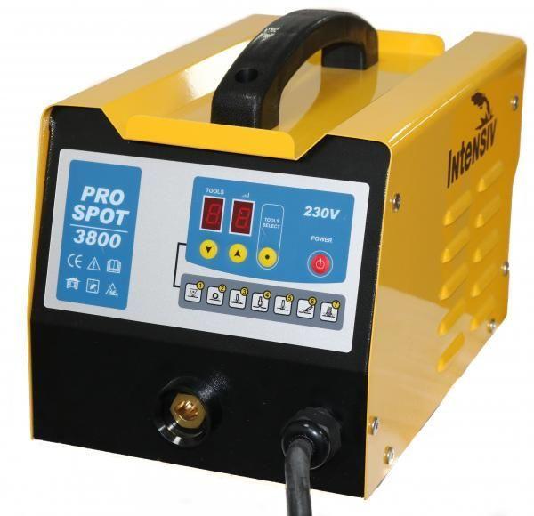 PRO SPOT 3800 230V - Aparat pentru tinichigerie auto Intensiv Intensiv