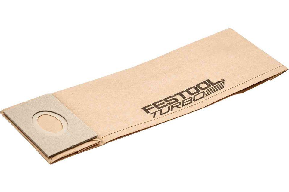 Sac de filtrare turbo TF II-RS/ES/ET/5 Festool