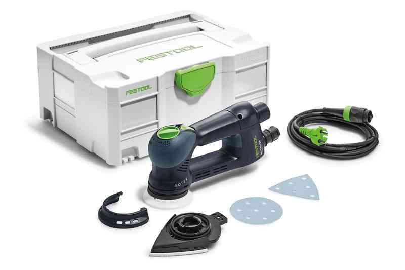Slefuitor cu excentric RO 90 DX FEQ-Plus ROTEX imagine Festool albertool.com