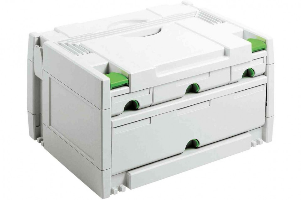 SORTAINER SYS 3-SORT/4 Festool