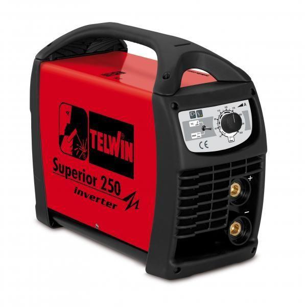 Superior 250 - Invertor sudura TELWIN imagine TELWIN albertool.com