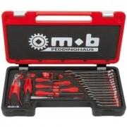 Trusa FUSION BOX Mediu MENTENANTA M16 405x225x60 MOBIUS - BRASOV