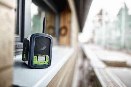 Aparat radio digital BR 10 DAB+ SYSROCK